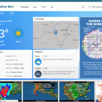 Weather Bird Blog