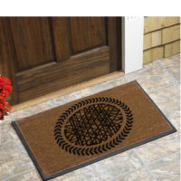 Online sellers of welcome mats now have a whole new category to market.