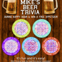 Mikes Beer Trivia