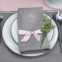 wedding napkin