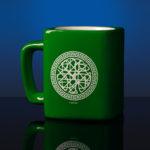 Green Snotes Mug