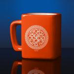 Orange Snotes Mug