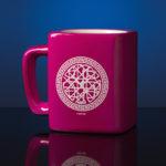Pink Snotes Mug