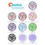 Snotes Color Palette Ideas
