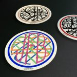 Coasters with Trademark