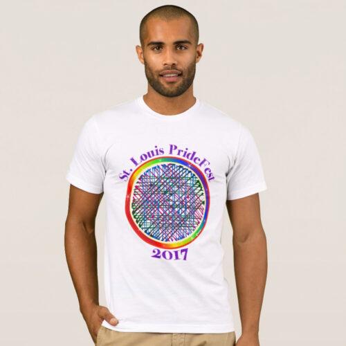 Snotes PrideFest Shirt